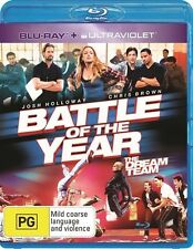 Battle of the Year : NEW Blu-Ray