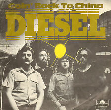 "DIESEL ‎– Goin' Back To China (1979 NEDERPOP VINYL SINGLE 7"")"
