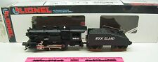 Lionel ~ 6-18610 Rock Island 0-4-0 locomotive and tender
