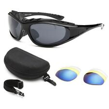 Chopper Wind Resistant Sunglasses Extreme Sports Motorcycle Riding Glasses Kt