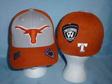 TEXAS LONGHORNS Real Life Yo One-Fit CAP/HAT T.O.W OSFA Fits All NWT $28 retail
