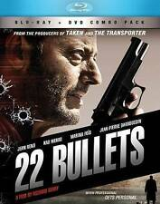 22 Bullets BD+DVD Combo [Blu-ray], New DVDs