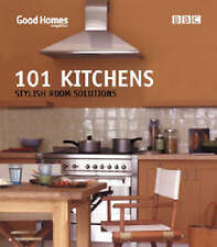 """101 Kitchens Stylish Room Solutions by """"Good Homes"""" ( Author ) ON Aug-22-2002, P"""