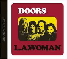 La Woman: 40Th Anniversary - The Doors - CD New Sealed