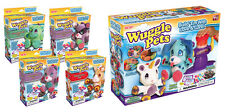 Wuggle Pets Kit As Seen On Tv  Plus 4 Character bonus for Boys and Girls 4 & Up