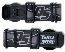 Gafas Quick Release Correas Correa De Casco Negro Motocross Enduro Fox