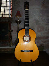 Guitarra flamenco Vicente Sanchis Modelo 42