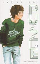 PUZZLE tome 11 Ryo Ikuemi manga en français shojo