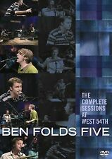 Ben Folds Five - The Complete Sessions at West 54th 2001 by Sony 0738901555
