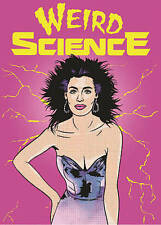 Weird Science (DVD, 2016) NEW with slipcover Kelly LeBrock Anthony Michael Hall