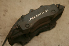Porsche 996 987 986 Cayman Boxster S Brembo Rear Left Brake Caliper 996352421