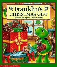 Franklin's Christmas Gift Bourgeois, Paulette Paperback