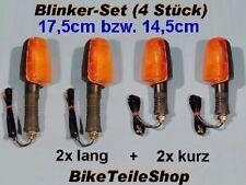 SET 4x Blinker f. YAMAHA XJ RD TDR TDM FZ FZR FJ FZX SRX TZR 600 350 850 750 900