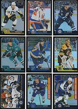 2016-17 O-Pee-Chee Black Rainbow Foil Lot Pick The Cards You Want