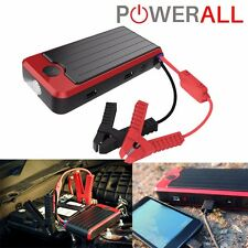 PowerAll Deluxe Portable Power Bank Jump Starter 400 Amp All in One PBJS12000R