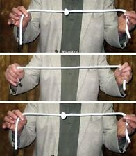 Knot So Fast Magic Trick Close Up Street Stage Parlor Party Show Clown Illusion