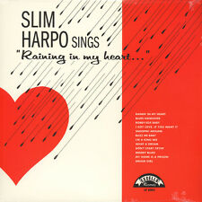 Slim Harpo - Raining In My Heart (Vinyl LP - 1961 - US - Reissue)