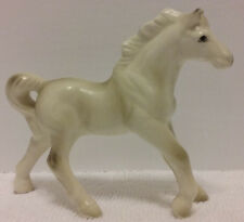 Horse Figurines 4 Inches PORCELAIN, METAL, GLASS, VINTAGE, BOX LOT