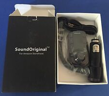 SoundOriginal BT110 Wireless Fm Transmitter Bluetooth 2015 NEW IN BOX
