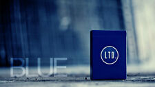 LTD BLUE DECK PLAYING CARDS by Ellusionist