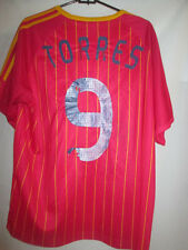 Spain 2006 Training Torres 9 Football Shirt Size Large /15377