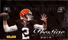 2014 Panini Prestige Football Hobby Box