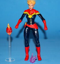 MARVEL LEGENDS CAPTAIN MARVEL ODIN BAF LOOSE COMPLETE