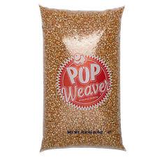 Popcorn Semillas-Para Máquina De Popcorn 5,7 kg