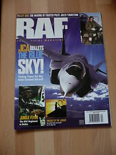 RAF official magazine F-35 & Joint combat aircraft issue 4 2005  *mint