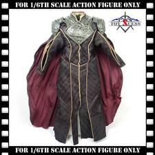 Hot Toys Superman Father Man of Steel JOR-EL Figure 1/6 ROBE w CAPE_ CHEST ARMOR