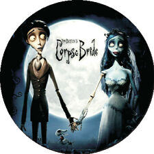 CHAPA/BADGE LA NOVIA CADAVER . corpse bride tim burton nigthmare before christma