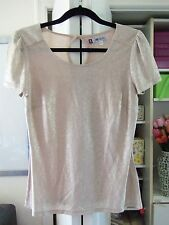 Shimmering GOLD JENNIFER LOPEZ Top-Size Extra Small-XS-NEW