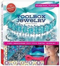 Toolbox Jewelry by Kaitlyn Nichols (2013, Hardcover)