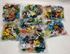 Nintendo Pokémon Monsters 140 de Lot Figurine Jeu 2-4cm Figure Set Random Select
