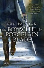 The Boy with the Porcelain Blade (The Erebus Sequence)-ExLibrary