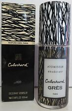 GRES Cabochard 106ml Deodorant Spray NEU/OVP Rar Vintage