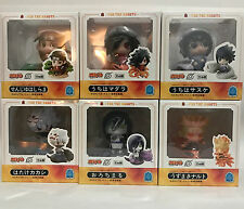 For the Naruto Sauske Kakashi Orochimaru Madara Hashirama 6PCS Box Set NIB USA