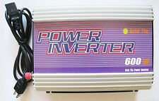 600 WATT SOLAR POWER GRID TIE INVERTER 24V 48VDC 110VAC