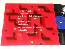 PROKOFIEV Ormandy Alex Steinweiss Art Philadelphia Orch. Columbia ML 4328 album