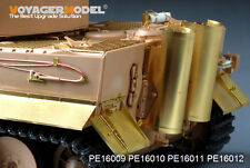 Voyager PE16011 1/16 WWII German Tiger I Fenders (For TRUMPETER)