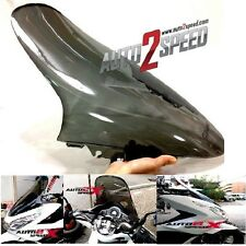 Honda Pcx 150 Scooter Windshield Wind Screen Tall Scooter Moped H2c Fit Genuine