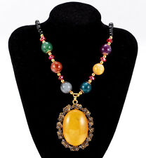Women's Vintage Fashion Jewelry Hot Charm Crystal Pendant Necklace NEW
