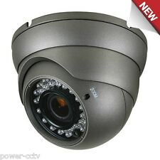 "HD-TVI 2.6MP 1080P 1/2.7"" 2.8-12mm Varifocal Lens Viedo Dome Security Camera"