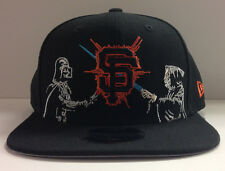 San Francisco Giants New Era MLB 9FIFTY Star Wars Dual Snapback Hat Cap