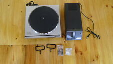Technics SP 10 Mk3 Turntable Complete Power Supply Original NICE Condition Rare