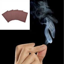 5PCS Magic Smoke from Finger Tips Trick Stage Street Close Up Illusion Prank