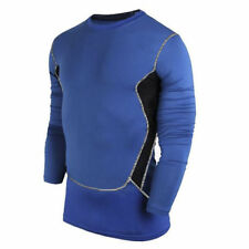 Mens Under Armour Compression Top Thermal Base Layer Long Sleeve Running Shirt