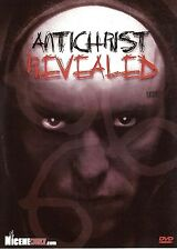 ANTICHRIST REVEALED - DVD by Jerry Johnson, 2009.  **BRAND NEW**