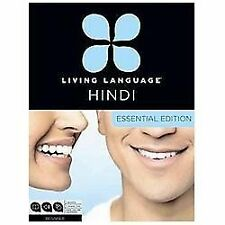 Living Language Hindi, Essential Edition: Beginner course, including coursebook,