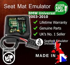 fit BMW passenger seat occupancy mat bypass airbag sensor E90E91E81E61E71E63X3X5